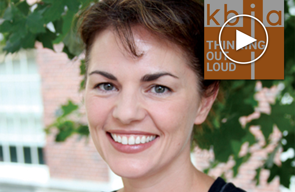 Thinking Out Loud: Wendy Reinke